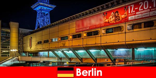 Experimente a vida noturna de Berlim com bordéis e modelos de acompanhantes nobres