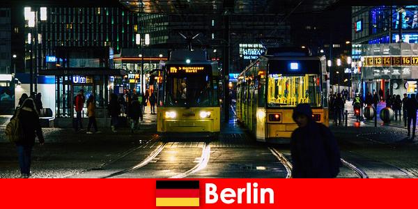 Prostituição em Berlim com prostitutas gostosas da vida noturna