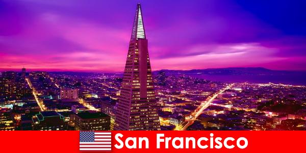 São Francisco é um vibrante centro cultural e econômico para imigrantes
