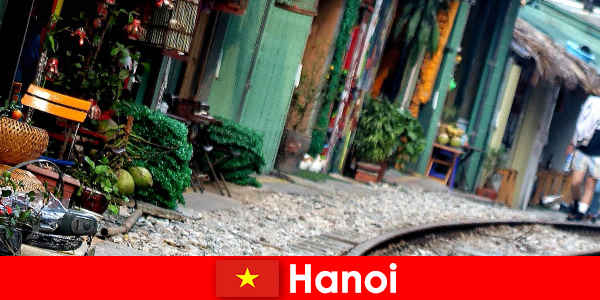 Hanói é a capital fascinante do Vietnã com ruas estreitas e bondes