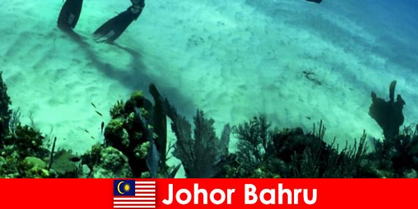 Atividades de aventura em Johor Bahru Mergulho, escalada, caminhada e muito mais