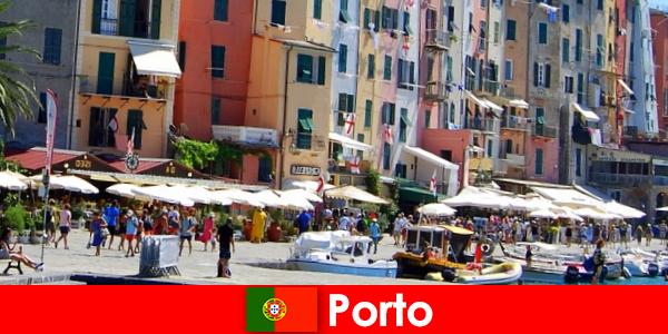 O Porto é sempre um destino popular para mochileiros e turistas com orçamento limitado