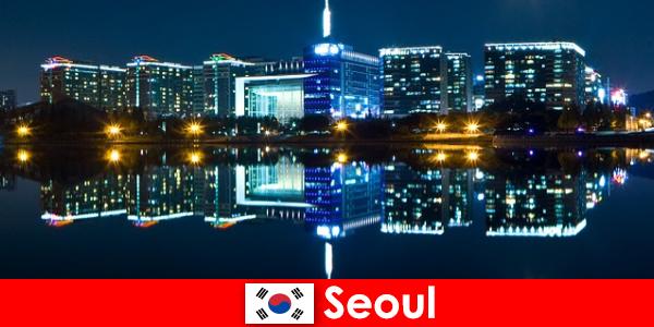Seul na Coreia do Sul é uma cidade fascinante que mostra tradição com modernidade