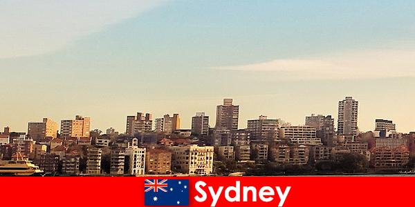 Sydney é conhecida entre os estrangeiros como uma das cidades mais multiculturais do mundo