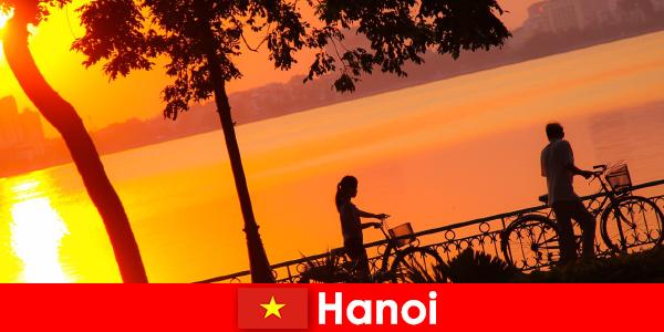 Hanói é diversão sem fim para viajantes que adoram temperaturas altas