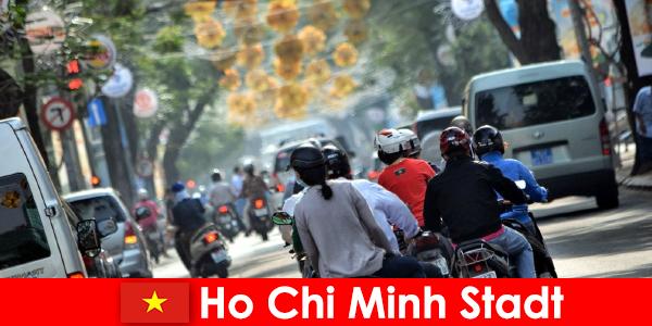 Ho Chi Minh City HCM ou HCMC ou HCM City é famosa como Chinatown