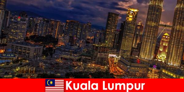 Kuala Lumpur sempre vale uma visita para viajantes ao sudeste da Ásia