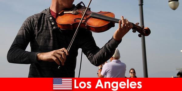 Atrações imperdíveis em Los Angeles para viajantes internacionais