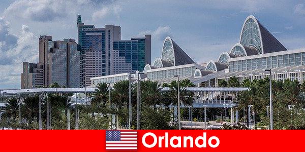 Orlando é o destino turístico mais visitado dos Estados Unidos