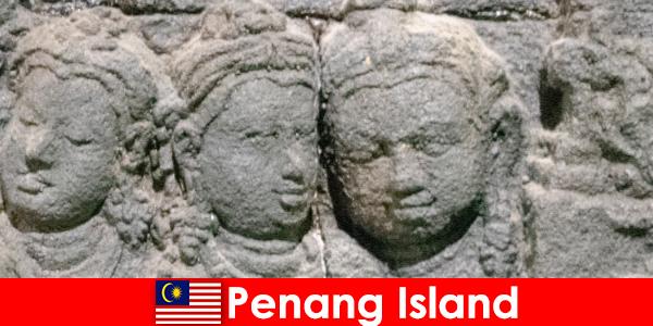A Ilha de Penang tem muitos pontos turísticos e grandes destaques reunidos em um só