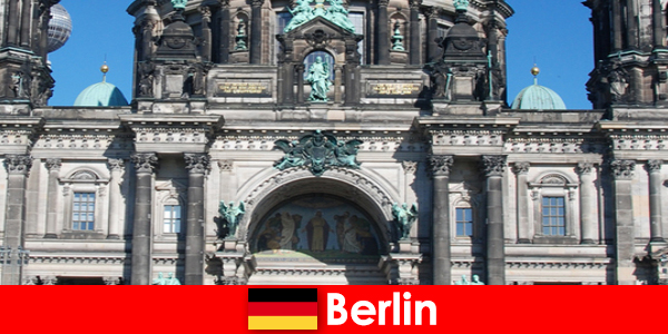 Apesar da Covid 19, Berlim está atraindo novos turistas de todo o mundo