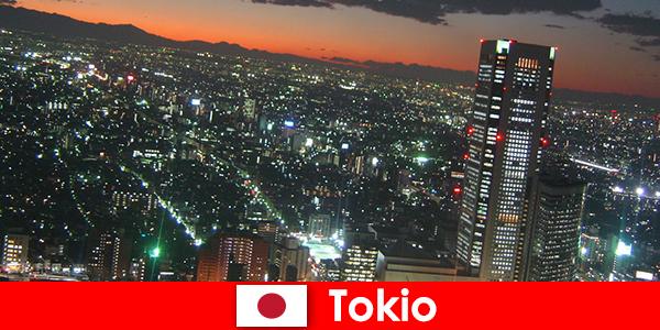 Estranhos adoram Tóquio – a maior e mais moderna cidade do mundo