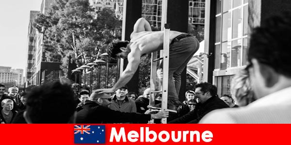 Arte e cultura para turistas criativos em Melbourne, Austrália