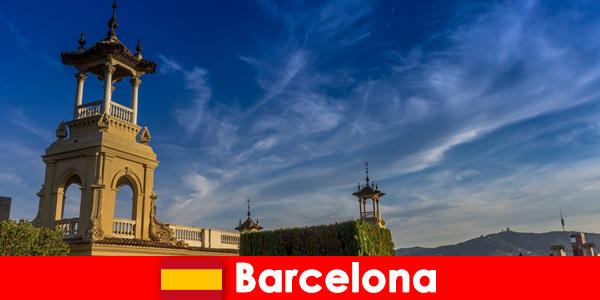 Sítios arqueológicos em Barcelona, Espanha, aguardam turistas ávidos pela história