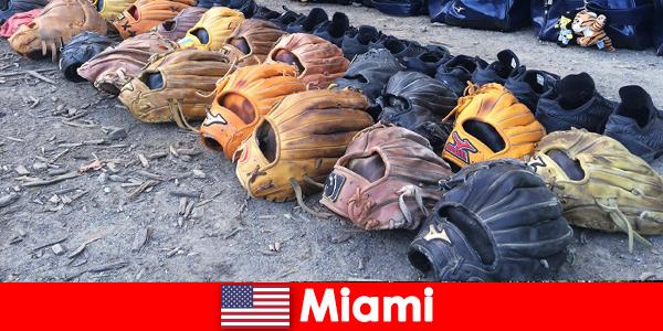 Férias dos sonhos para quem viaja para os parques esportivos de Miami, Estados Unidos