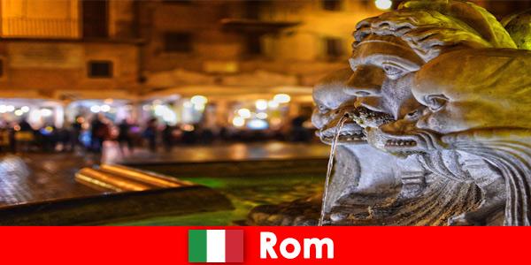 Excursão de ônibus para hóspedes semanais pela maravilhosa cidade de Roma, Itália