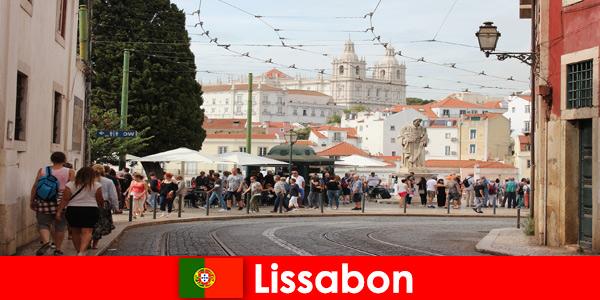 Lisboa Portugal oferece hotéis baratos para estudantes e alunos estrangeiros