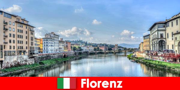 Florença Itália Marche cidade para muitos estrangeiros