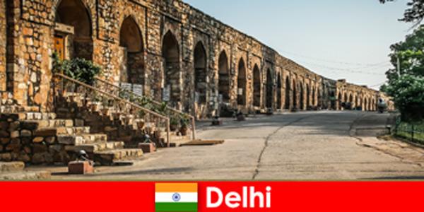 Passeios privados pela cidade de Delhi, Índia, para turistas interessados em cultura