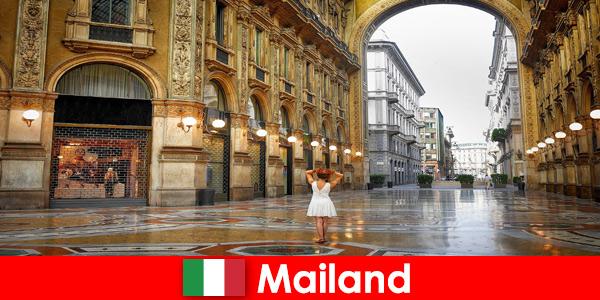 Viagem europeia às famosas óperas e teatros de Milão, Itália