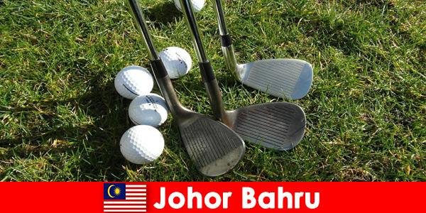 Dica de especialista – Johor Bahru Malaysia tem muitos campos de golfe maravilhosos para turistas ativos